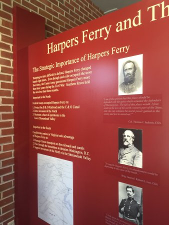 Harpers Ferry, Batı Virjinya: Historic