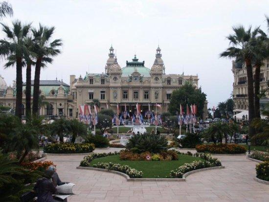 Chapelle Sainte Devote: le casino