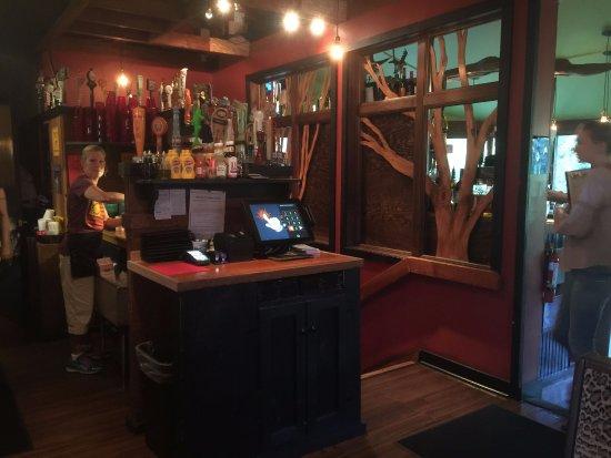 Middlefield, CT: Bar Area