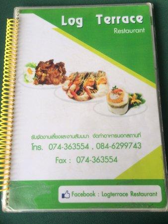 log terrace restaurant hat yai restaurant reviews phone number photos tripadvisor