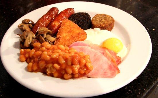 Fermoy, Irlanda: Full Irish Breakfast only €5