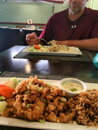 Gregory Town, Eleuthera: Daddy Joe's