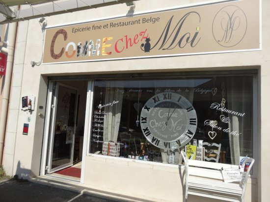 Coustellet, Francja: Restaurant