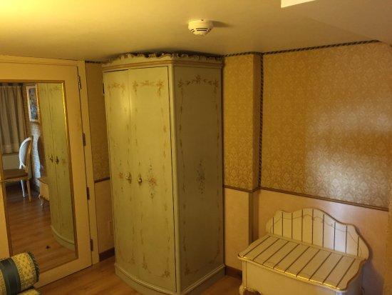 Best Western Hotel Olimpia: sitting room