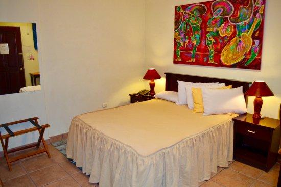 Morrison Hotel de la Escalon: mini suite