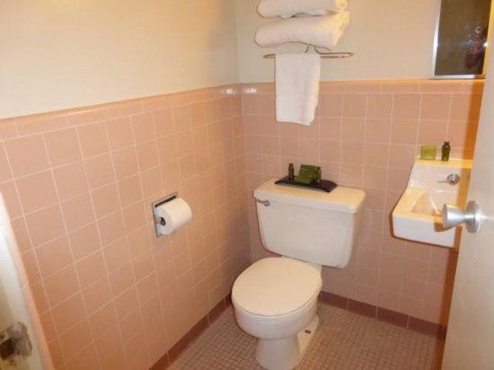 Wallace, ID: Retro-bathroom!