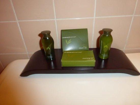 Wallace, ID: Nice soap and shampoo