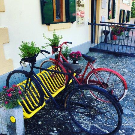 Monte San Savino, Italien: Bici Grill Frassineto