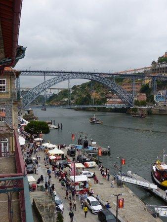 Pestana Palacio do Freixo: View from the balcony