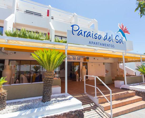 Paraiso Del Sol Hotel Tenerife Review