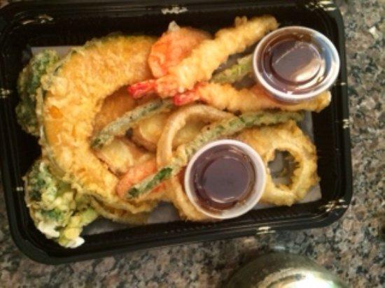 Dublin, CA: Shrimp tempura