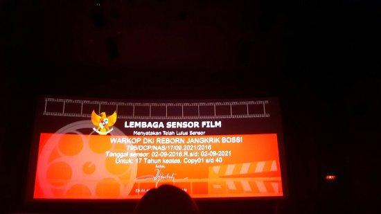 21 Cineplex