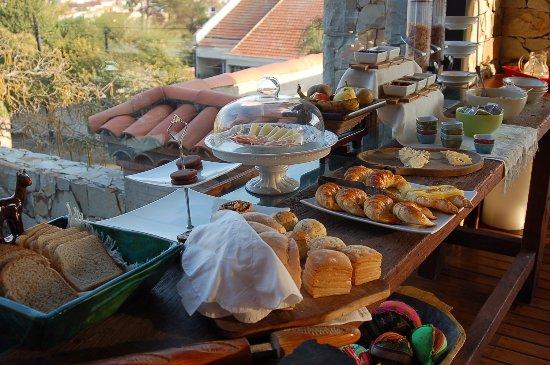 Kkala Boutique Hotel: Desayunador.