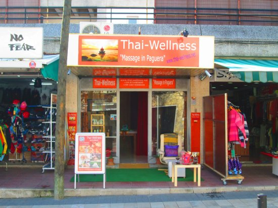 ‪Thai-Wellness Massage in Peguera‬