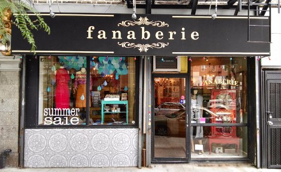 Photo of Tourist Attraction Fanaberie at 339 Bedford Ave, Brooklyn, NY 11211, United States
