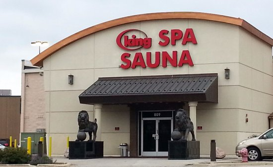 ‪King Spa & Sauna‬