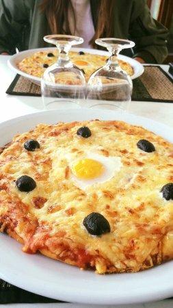 Vendays Montalivet, Francia: La meilleure pizza du monde