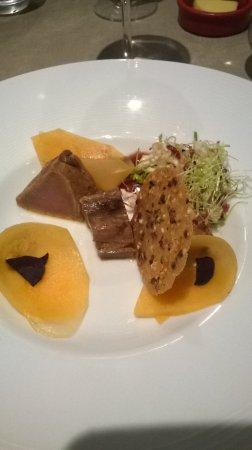 Guilvinec, Frankrijk: thon blanc...un delice