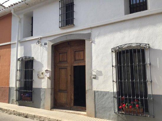 Jalón, España: Casa de Pozo, C/ San Rafael 20