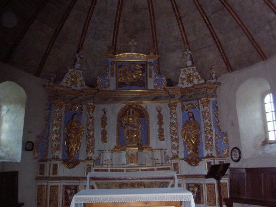 Beaucens, Francia: Chapelle de Pietat, Saint Savin, 65400 Midi Pyrénées, France