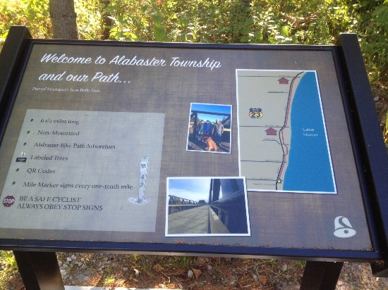 Alabaster Bike Path Arboretum