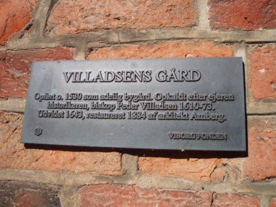 Viborg, Danimarka: Mogensgade 9 , hvor Hans Tausen sad fanget i kælderen