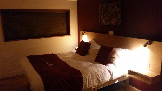 Edwinstowe, UK: Sleep time