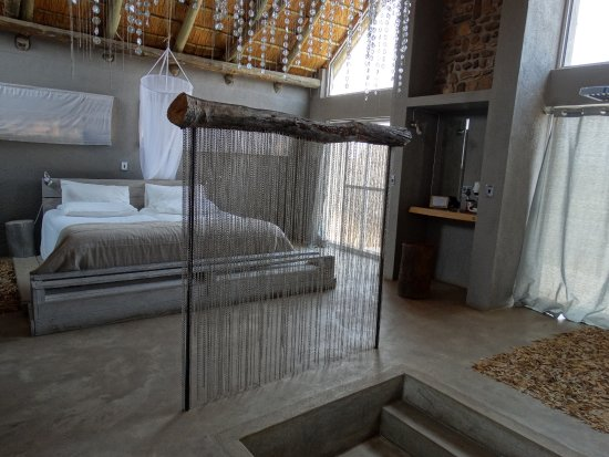 N/a'an ku se Lodge and Wildlife Sanctuary: quarto