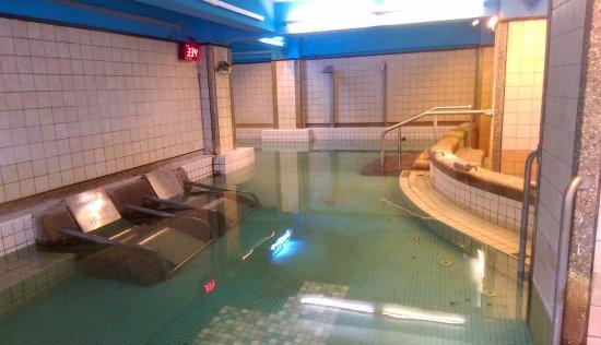 Kilin Prince Hotel : 水療區