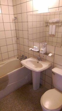 Kilin Prince Hotel : 只是一般的浴缸,不像溫泉飯店。