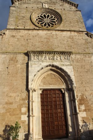 Ferentino, Italy: Wnderful door