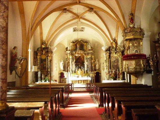 Pfarrkirche Mauthen