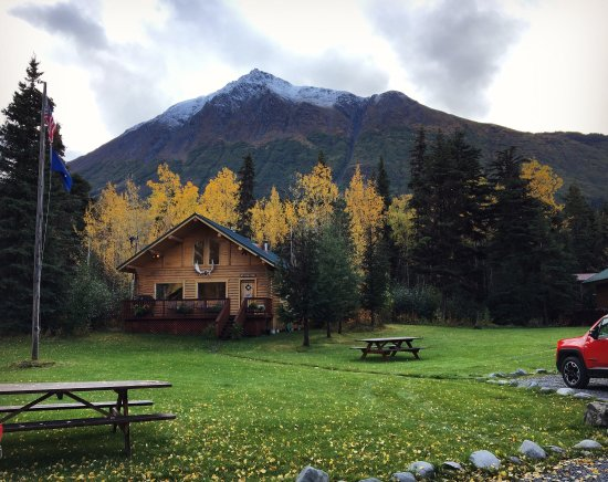 Alaska Heavenly Lodge : It's all in the name! This place is absolute heaven. The coziness of it all makes it feel like a