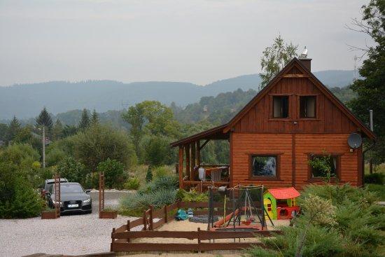 Chata Piaskowy Kon (Sandy Horse Cottage)