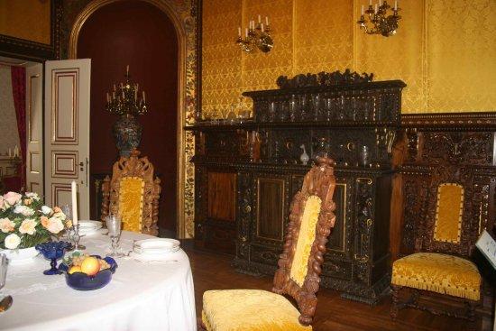 Cottbus, Allemagne : salle à manger