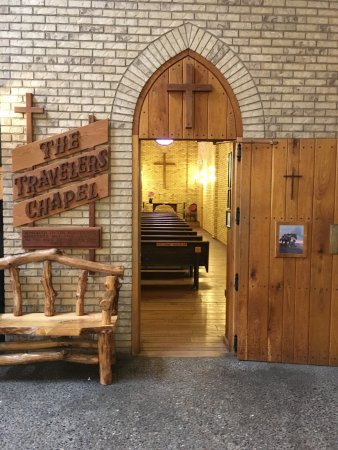 Wall, SD: A Neat Little Chapel