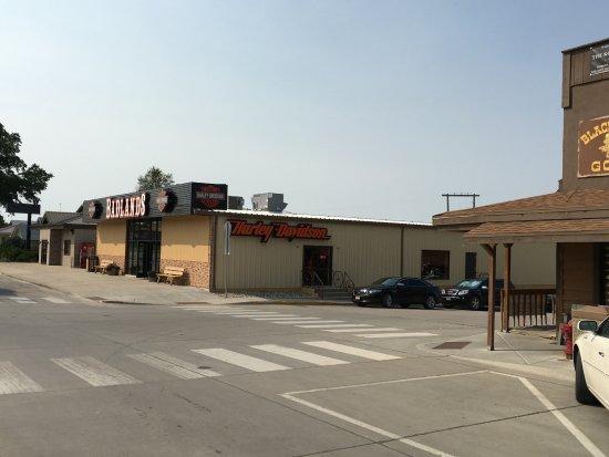 Wall, Dakota del Sur: Harley Davidson Store