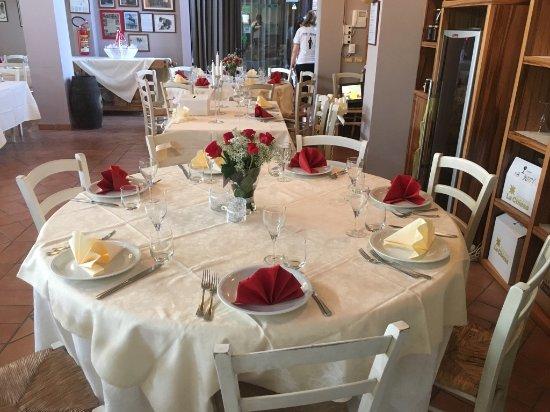 Capannoli, Italia: Sala per matrimonio