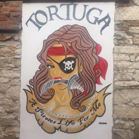 Πόπραντ, Σλοβακία: Tortuga pirate