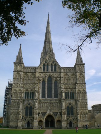 Salisbury Cathedral: 3rd