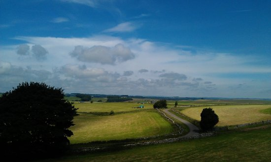 Tissington Trail and High Peak Trail: Views along the way