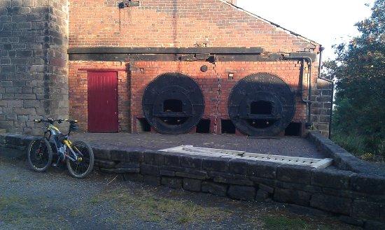 Национальный парк Пик-Дистрикт, UK: The boiler house, Middleton op