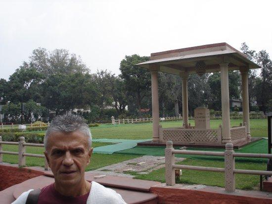 Zdjęcie Gandhi Smriti