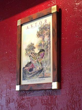 Astor, FL: Beautiful Art Work