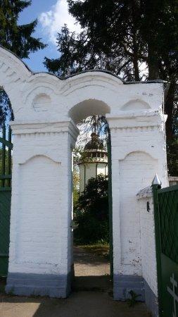 Leningrad Oblast, Rusia: Важины. Церковь Воскресения