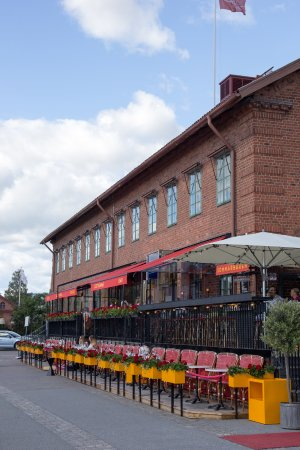 วาสเตราส, สวีเดน: Kajplats 9