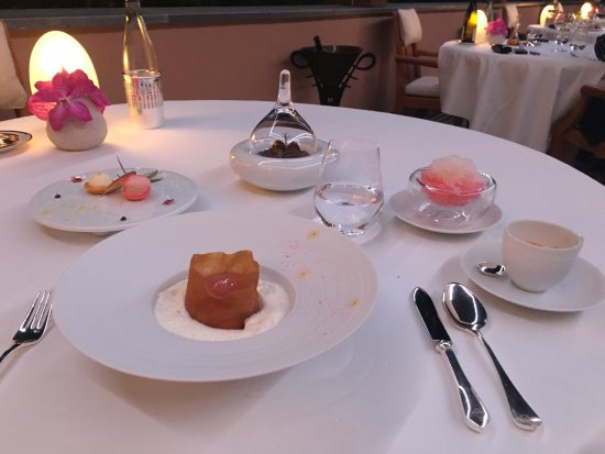Tourrettes, France : Restaurant Faventia at Terre Blanche Hotel and Spa