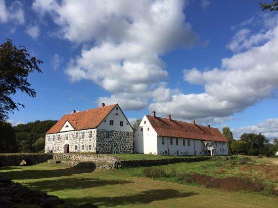 Hassleholm, Schweden: Hovdala slott.