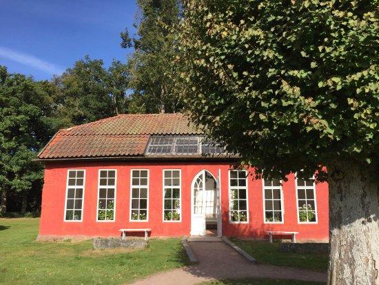 Hassleholm, Schweden: Orangeri Hovdala slott.