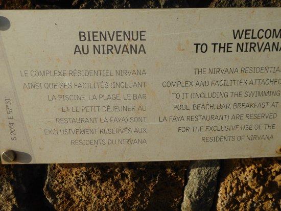 Le Meridien Ile Maurice: Espace Nirvana